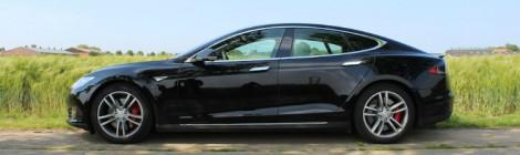 Rijtest: Tesla Model S P85D