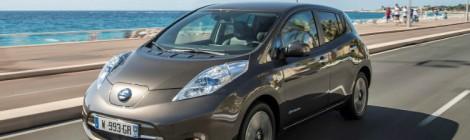 Nissan LEAF 30 prijs NL