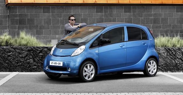 goedkoopste elektrische auto peugeot ion