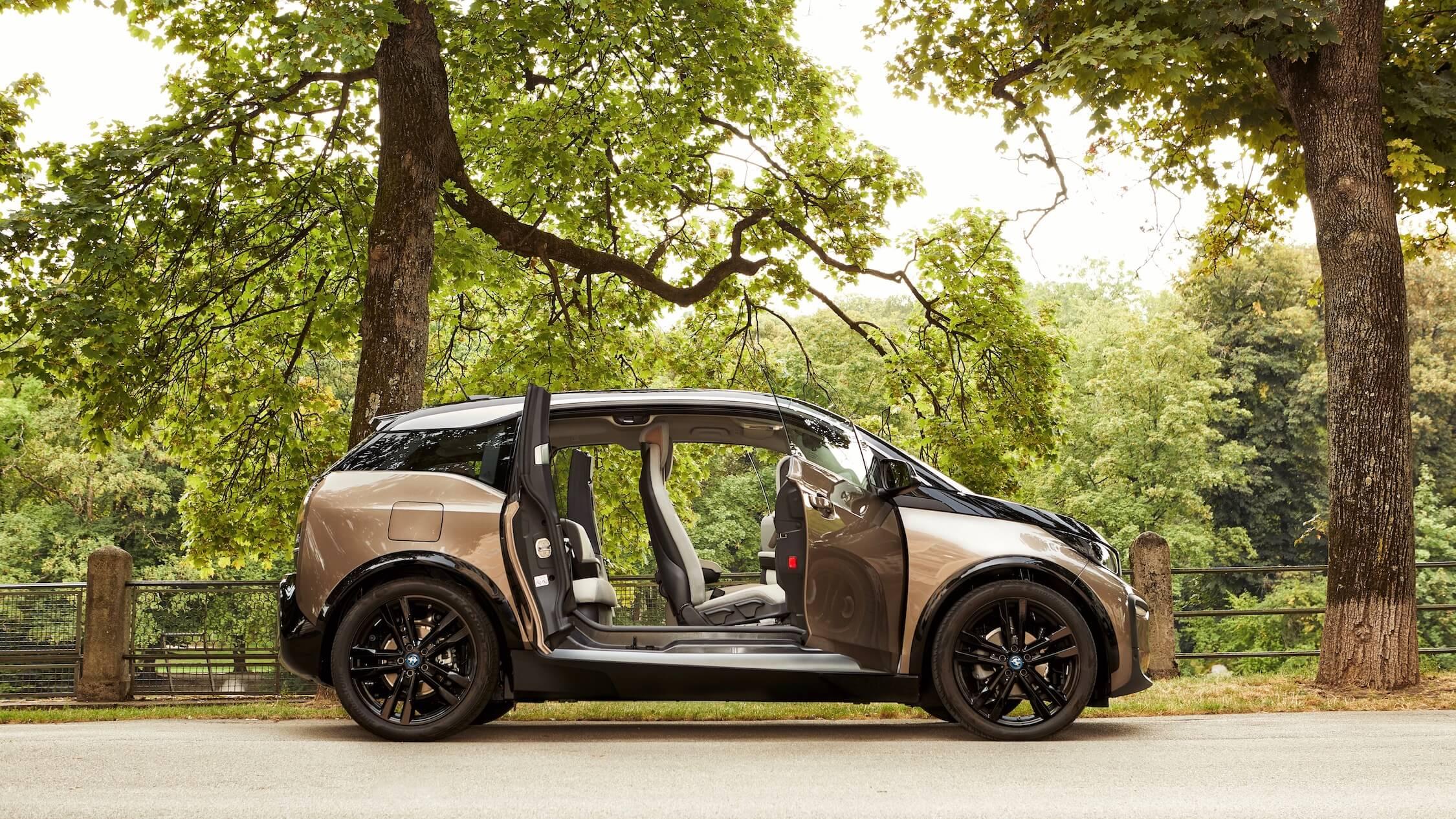 BMW i3 deuren