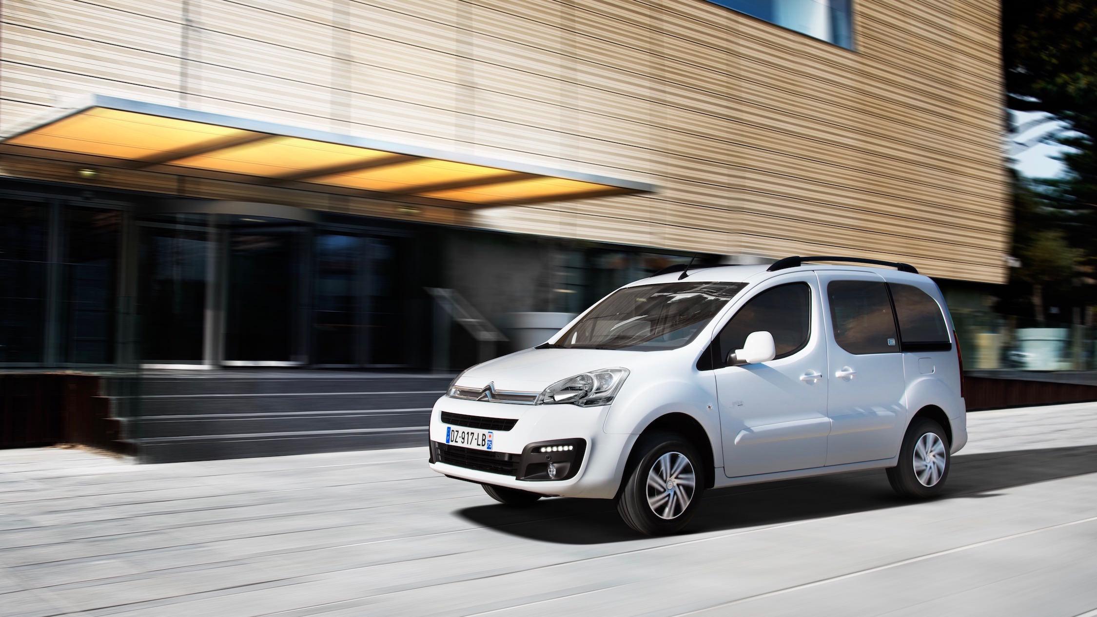 Citroën Berlingo elektrisch