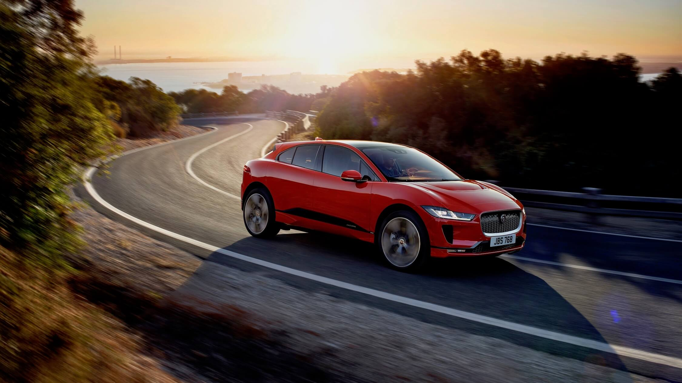 Jaguar I-Pace elektrisch
