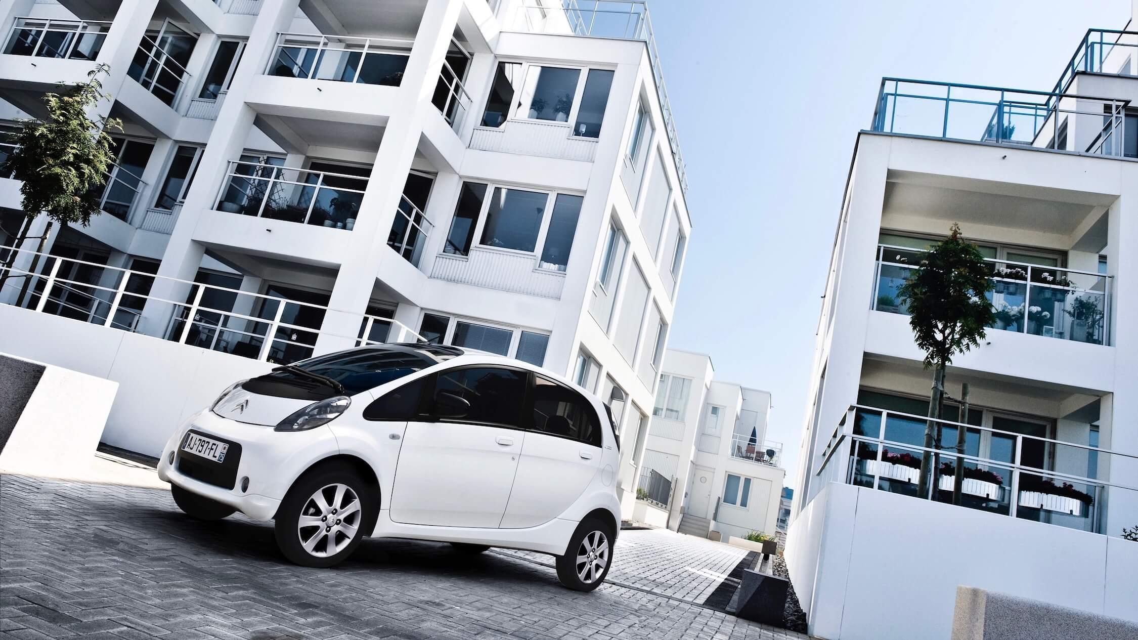 elektrische Citroën