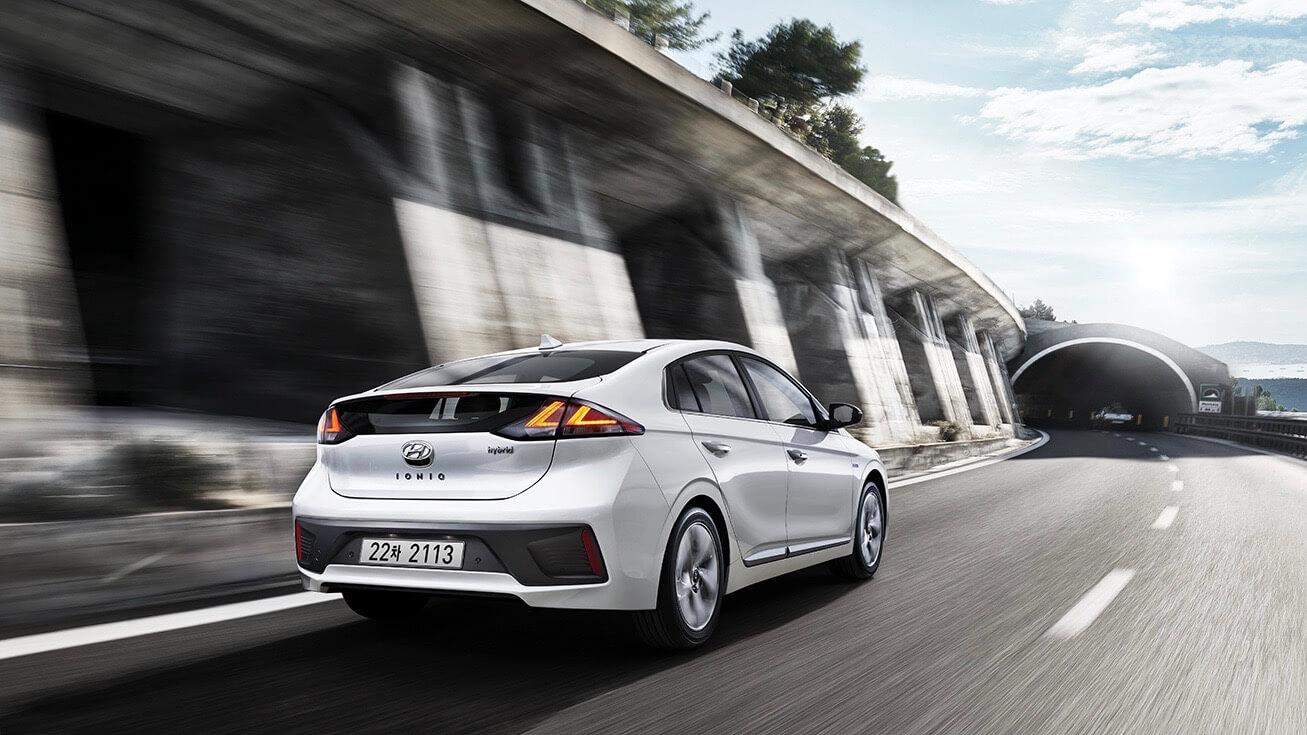 elektrische Hyundai Ioniq 38 kWh 2019