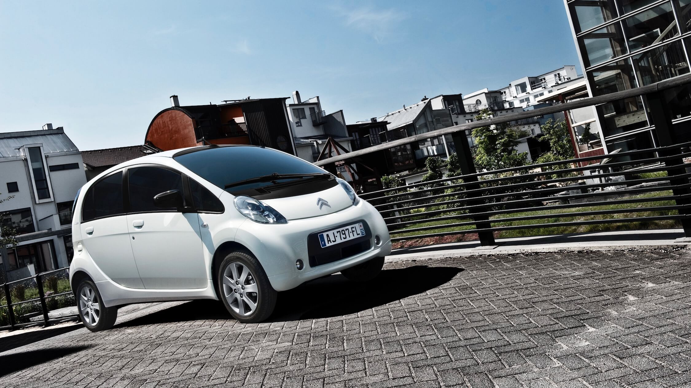 elektrische auto Citroën