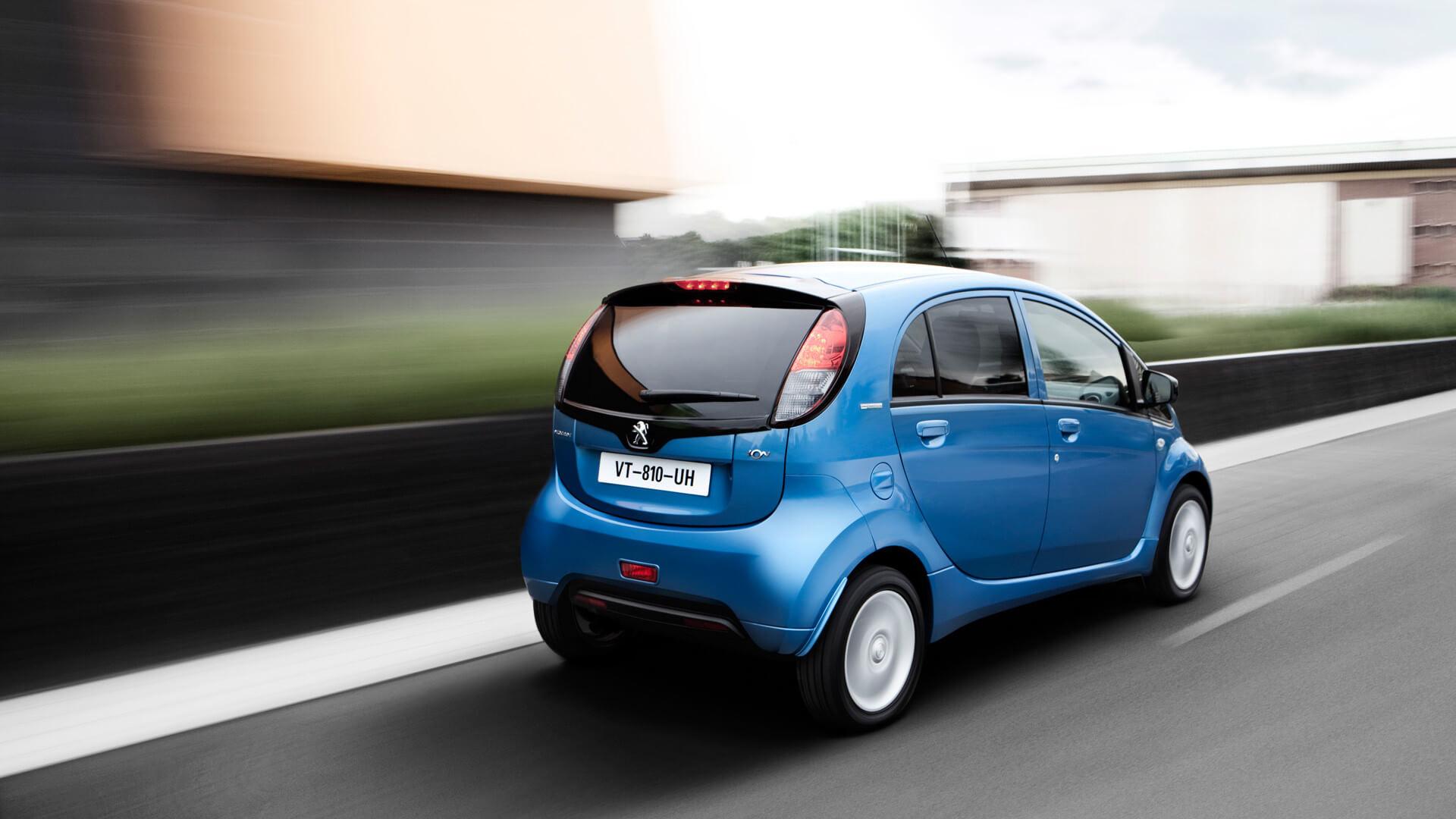 Elektrische Peugeot iON