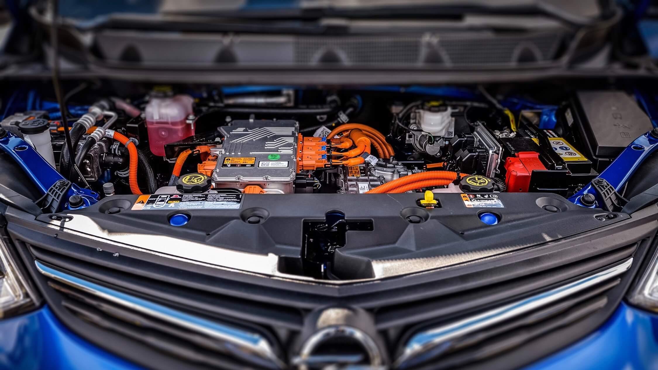 Opel Ampera-e motor