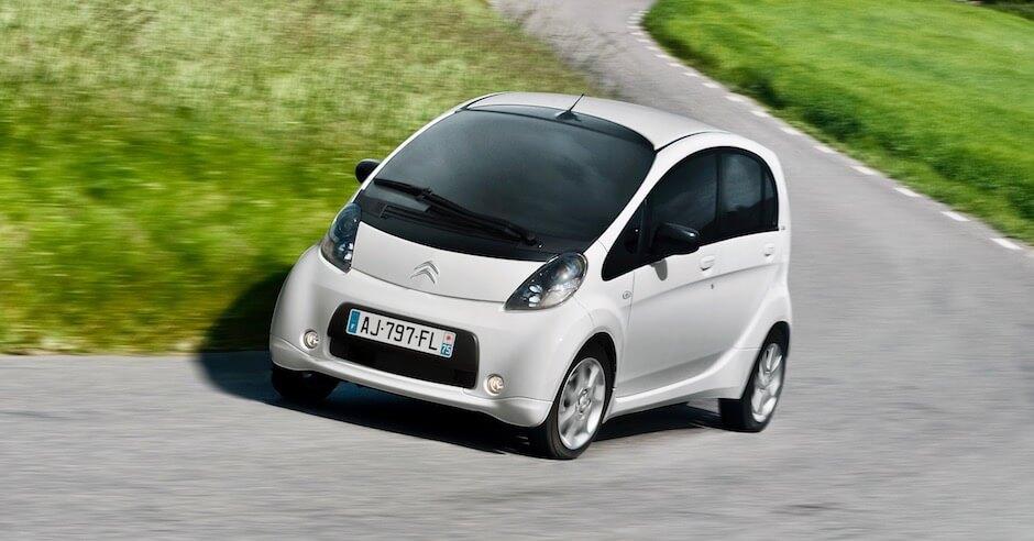 Elektrische Citroën C-Zero