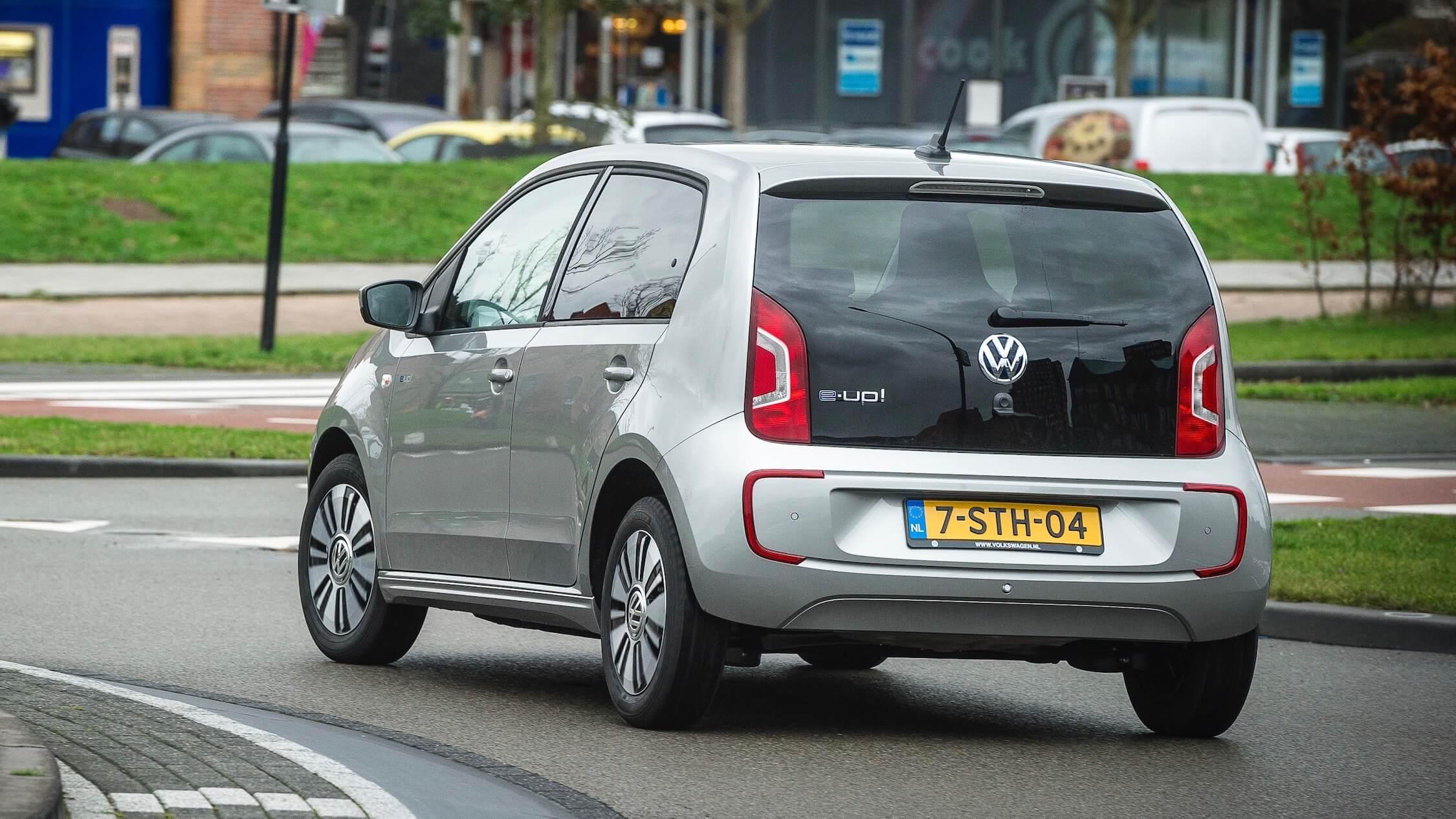 Volkswagen e-Up elektrisch