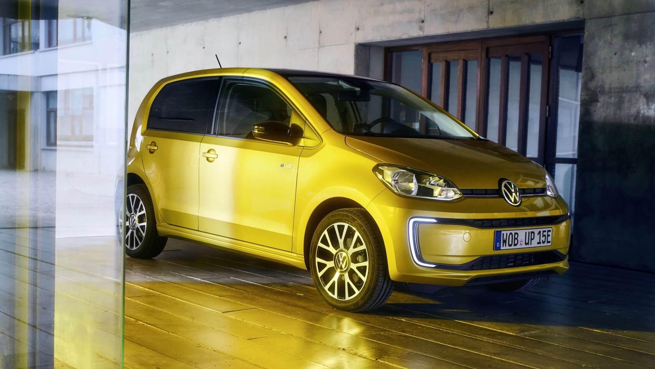 2020 VW e-Up