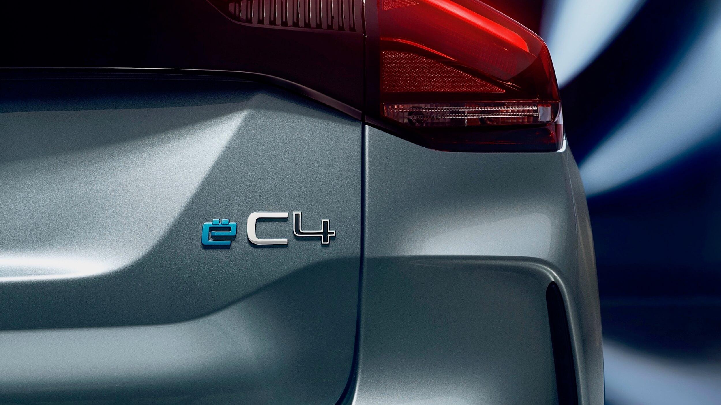 Citroën ë C4 logo
