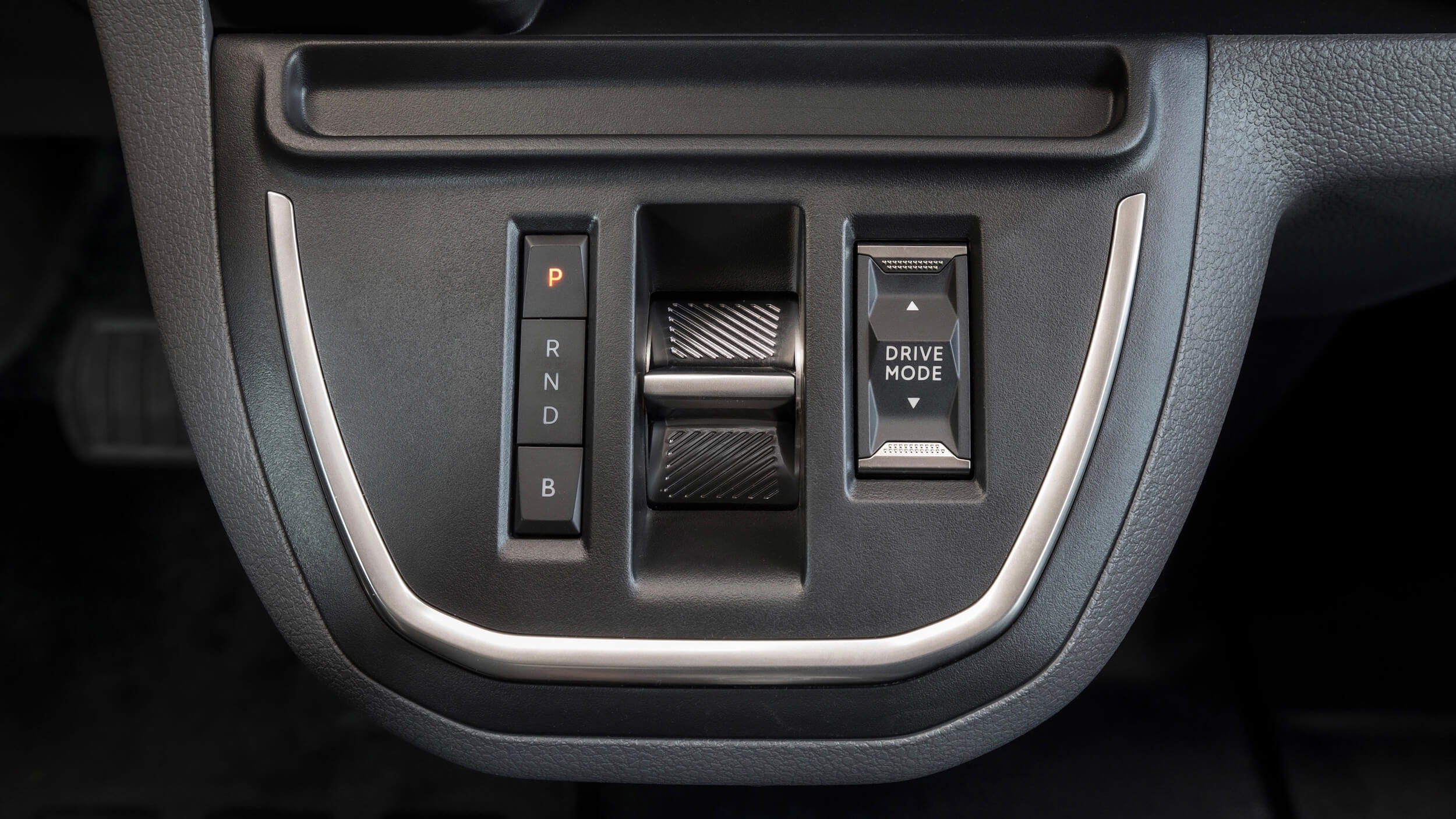Elektrische Opel Zafira drive selector