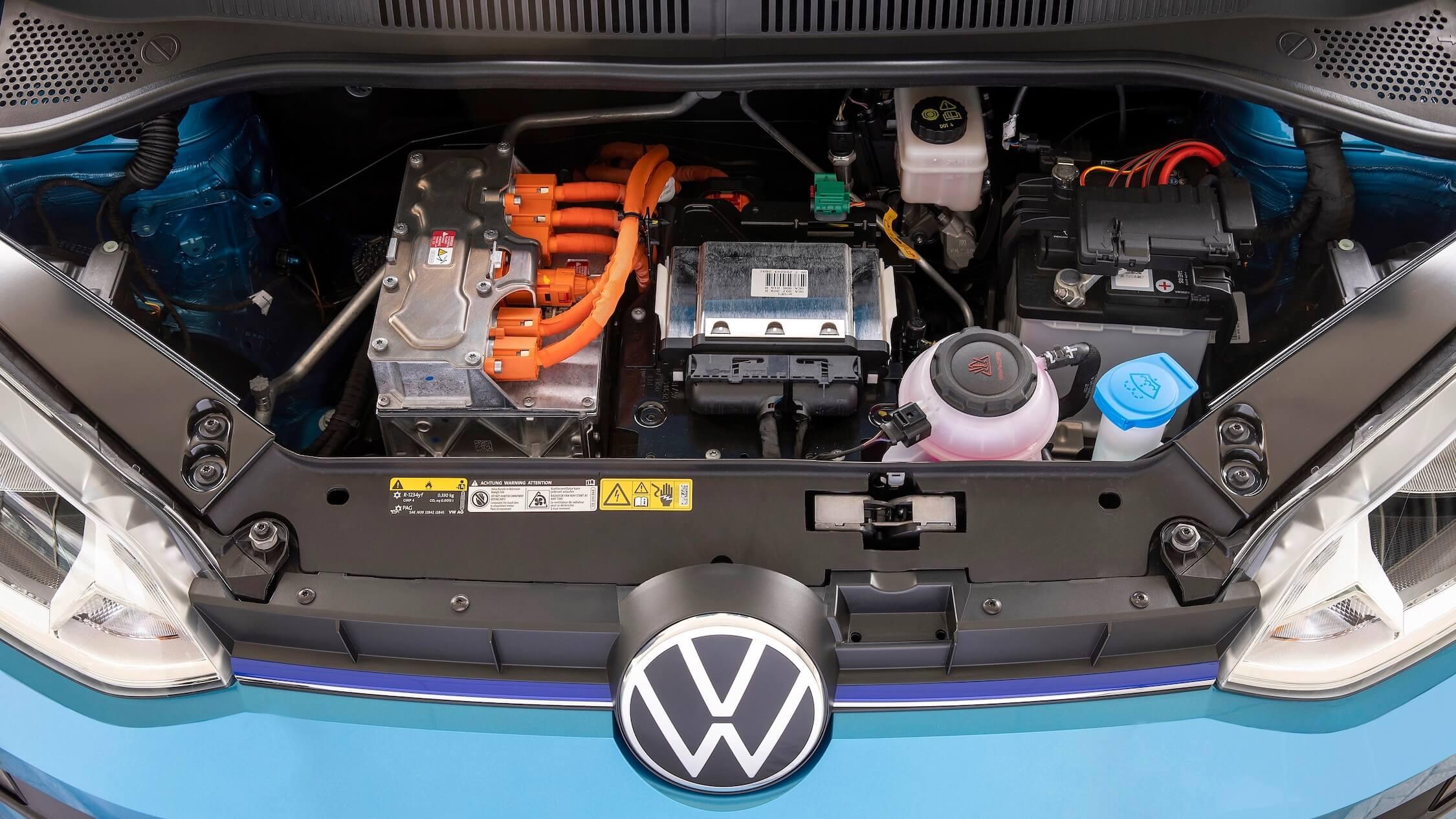Volkswagen e-Up techniek
