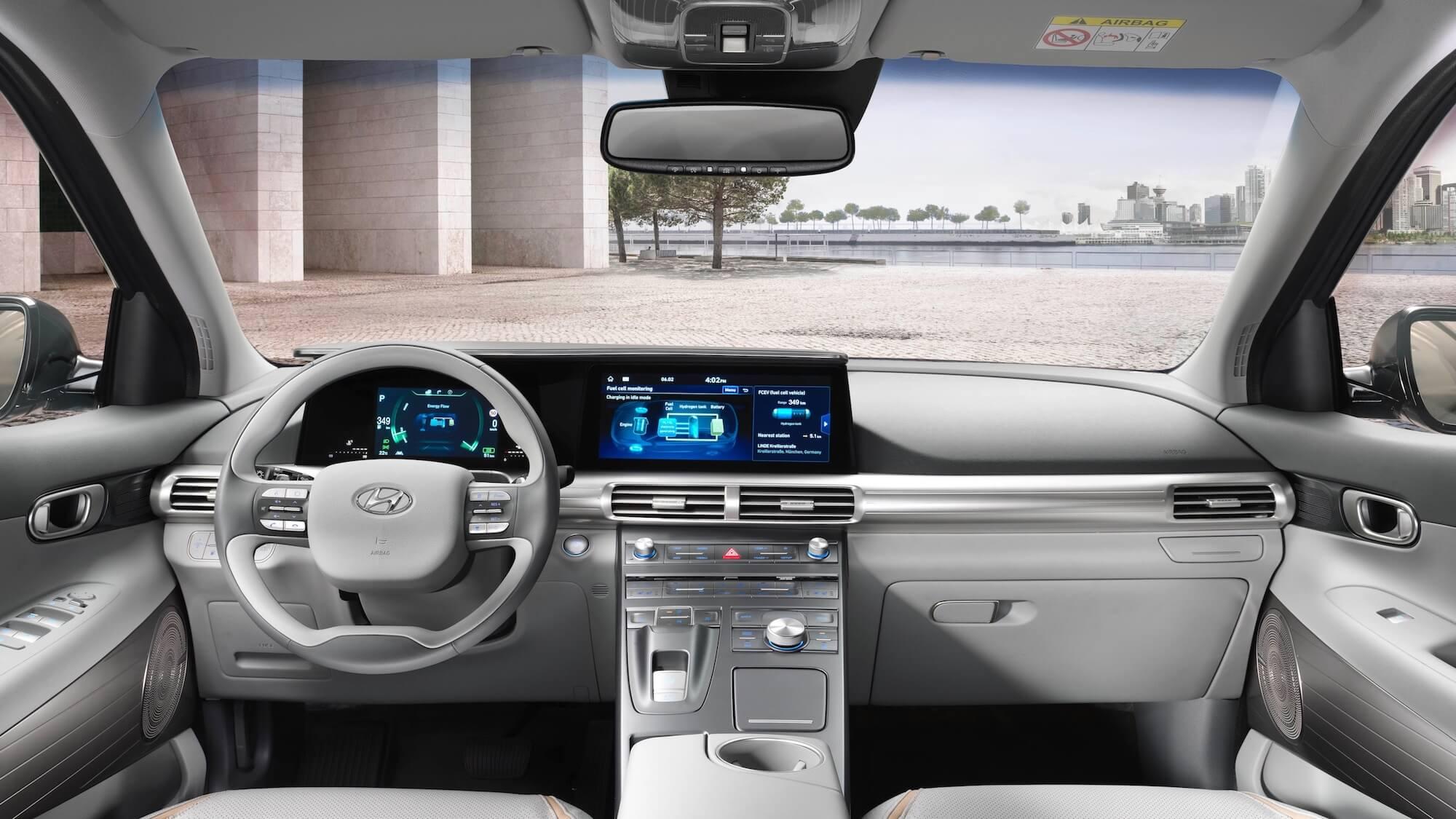 Hyundai Nexo Interieur