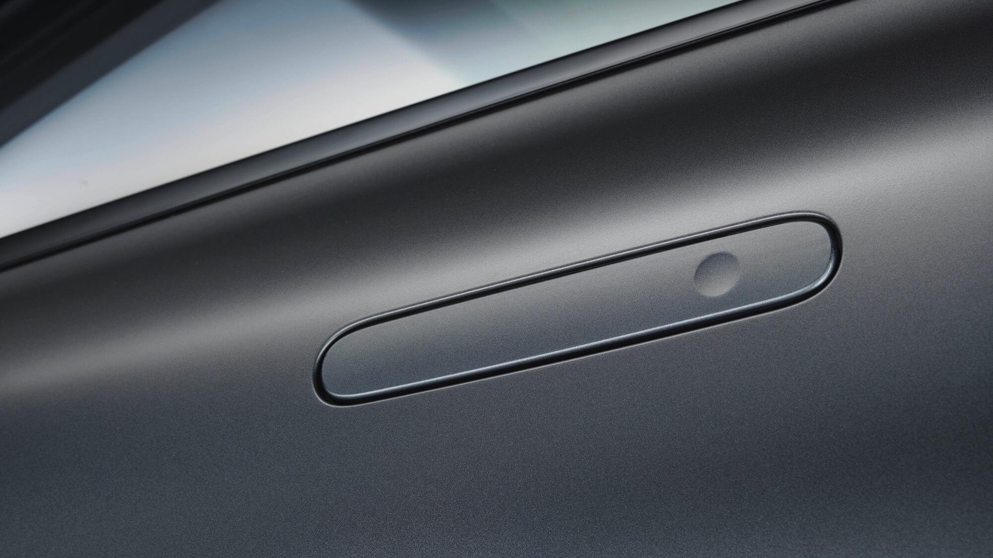 Hyundai Nexo door handle