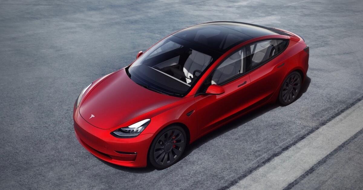 Tesla Model 3 v2