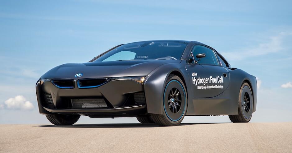 waterstofauto is toekomst