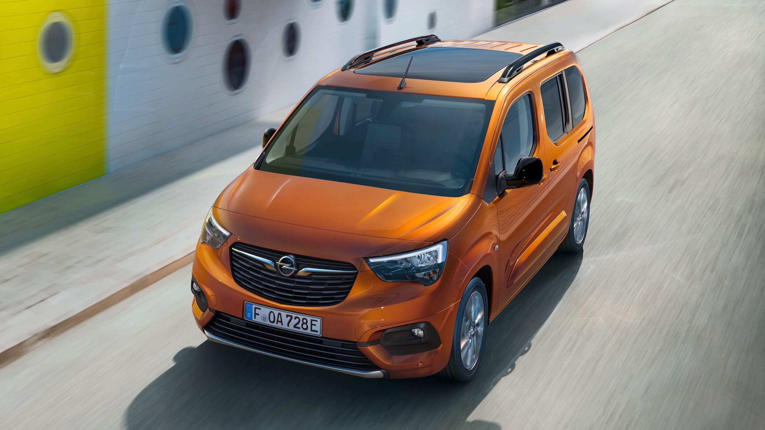 Opel Combo e Life Elektrische MPV