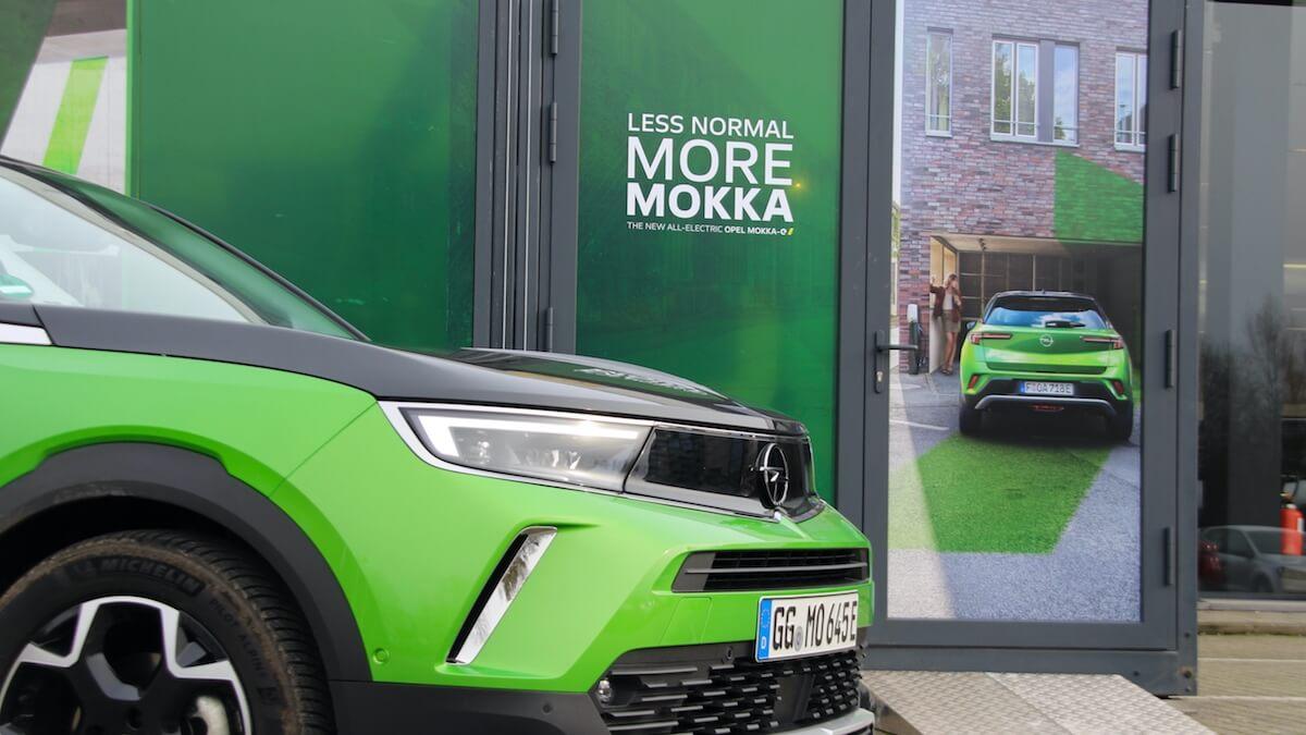 Opel Mokka e Less Normal More Mokka