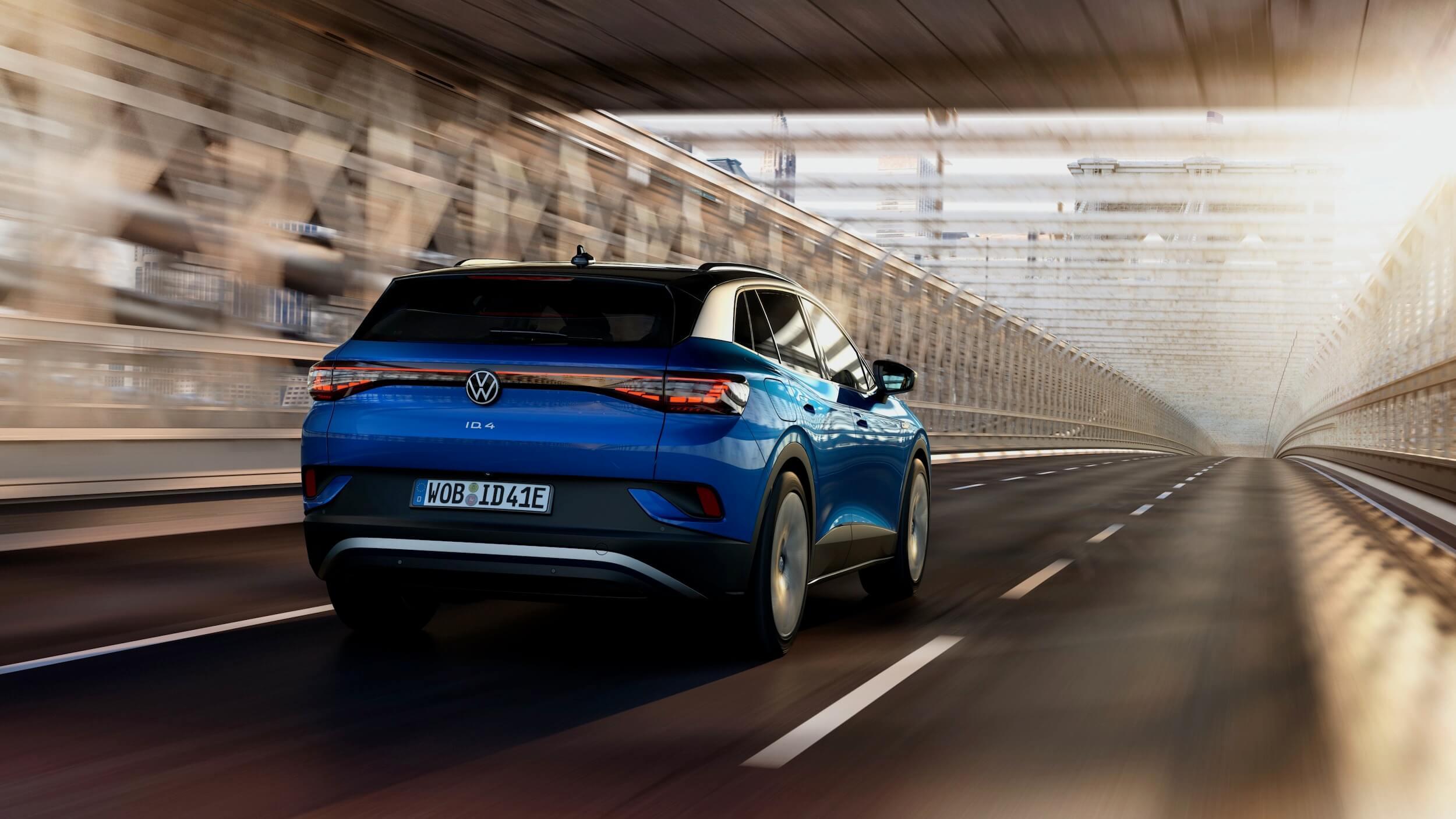 VW ID.4 achterkant