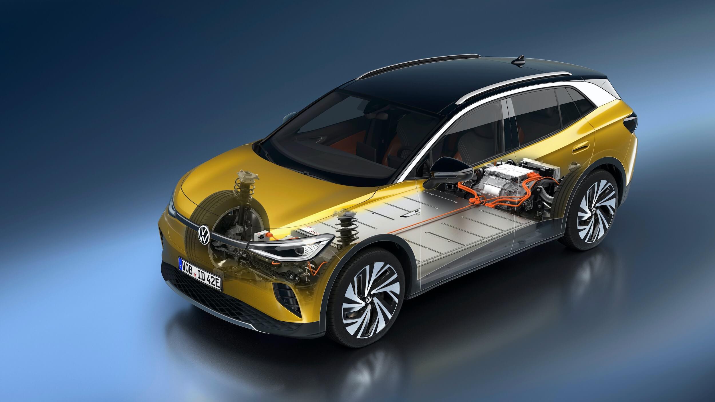 VW ID.4 batterij
