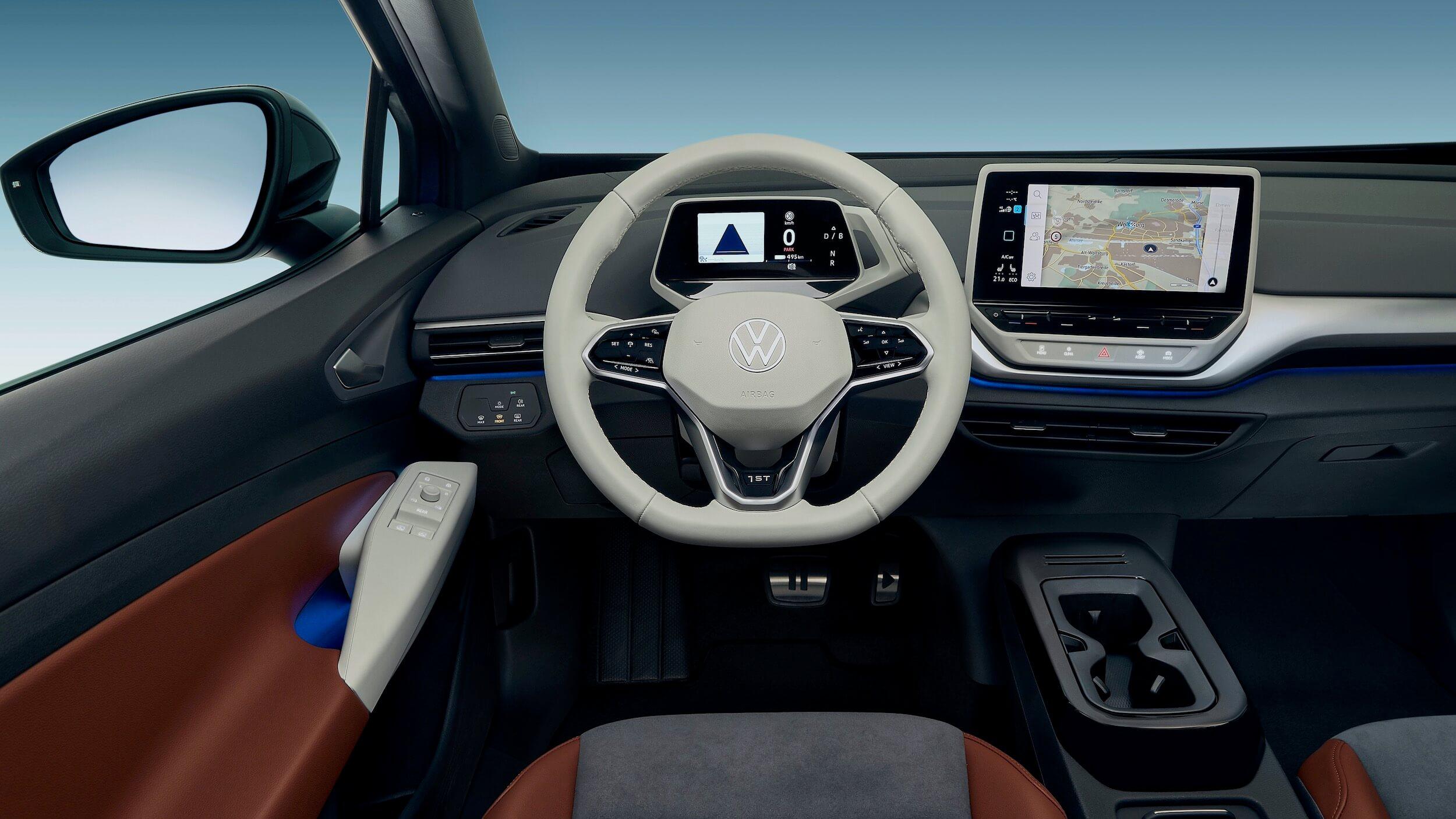 VW ID.4 interieur