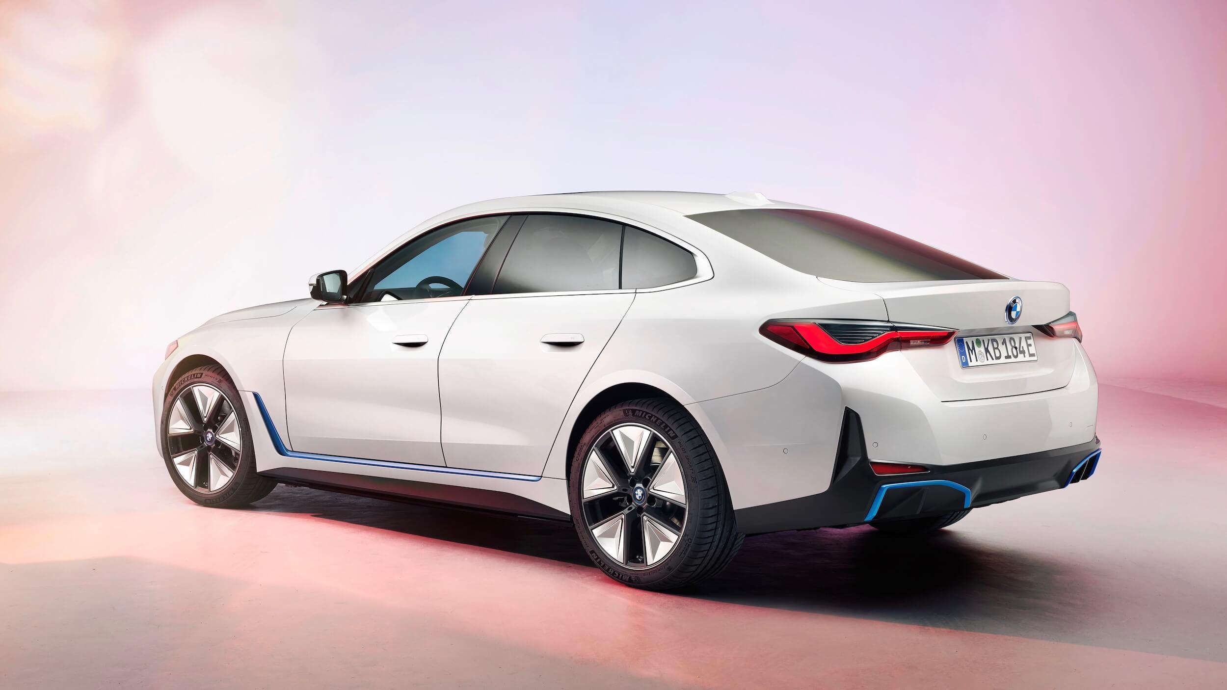 BMW i4 elektrisch