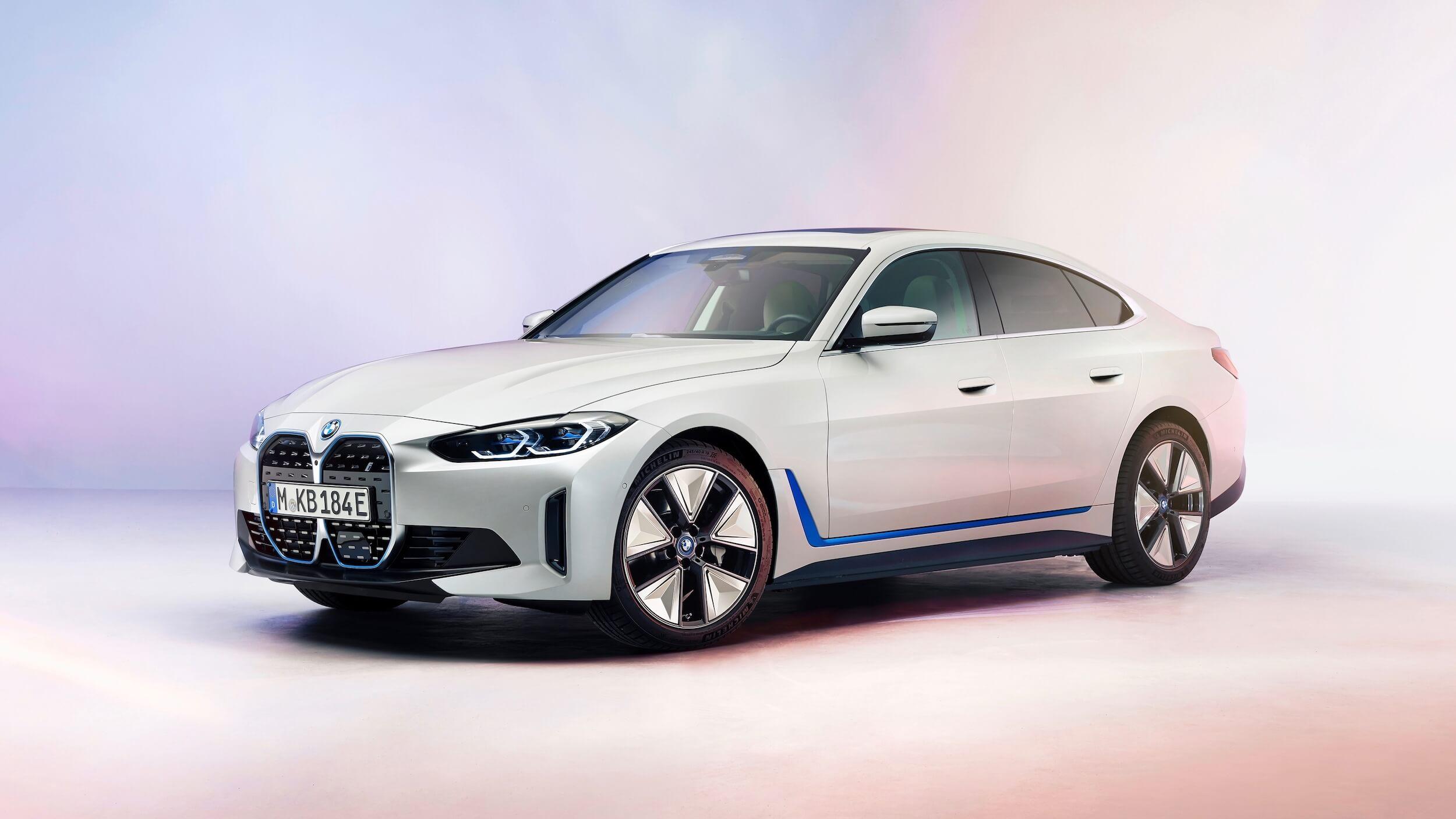 elektrische BMW i4