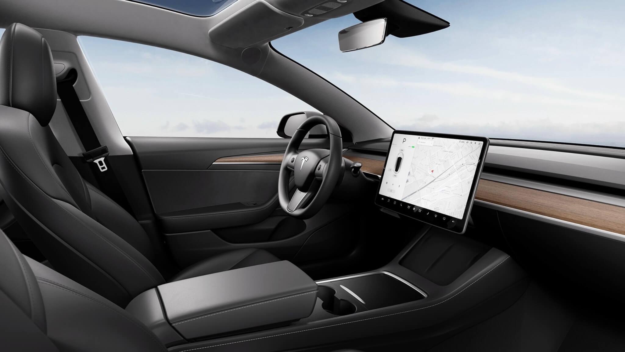 Tesla Model 3 nieuw deurpaneel