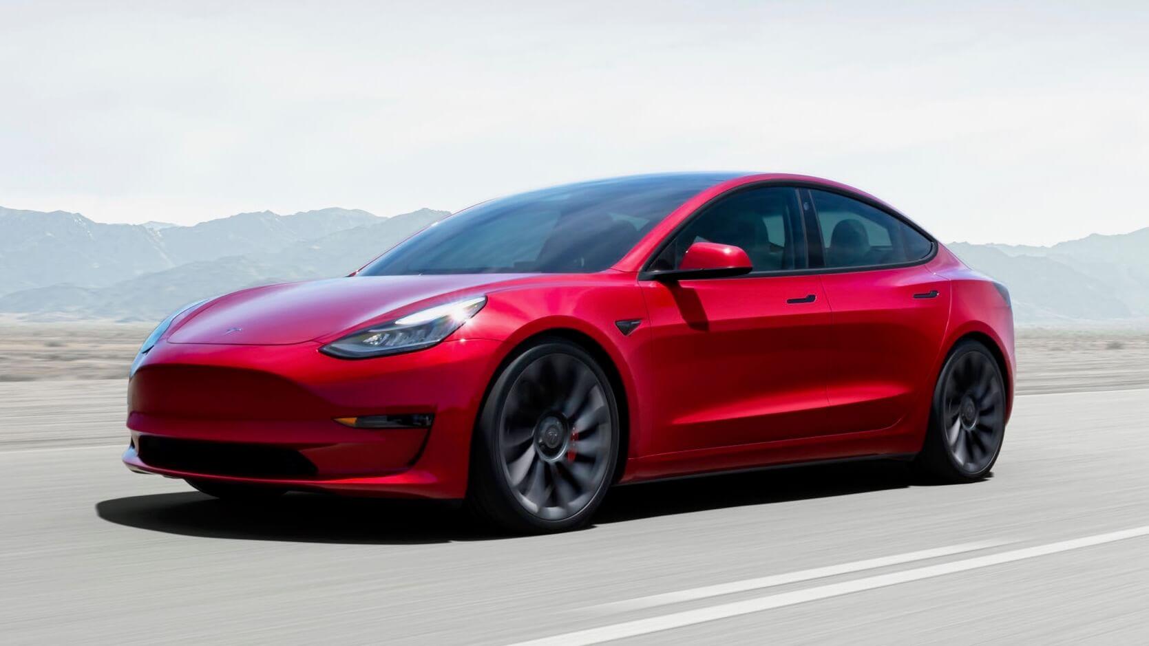 Tesla Model 3 versie 2