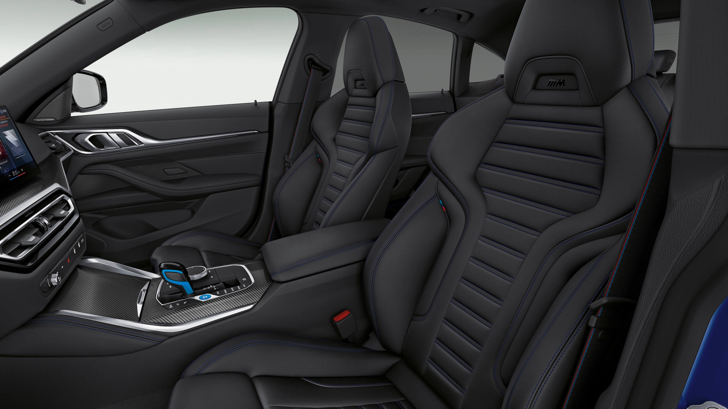 BMW i4 M50 zetels