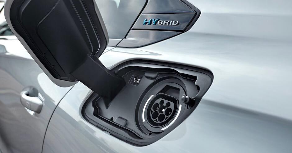 plug in hybride auto Nederland